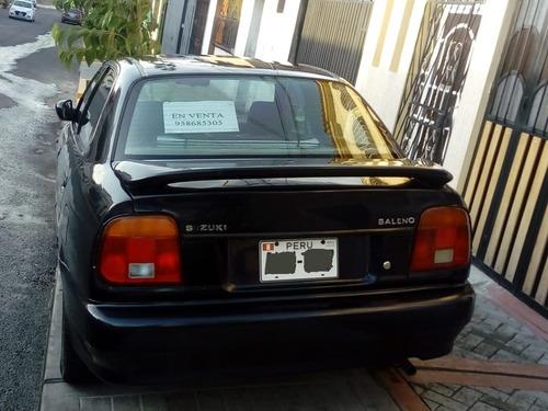suzuki baleno 1997, 4 puertas