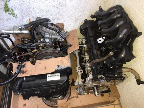 suzuki baleno 2017 piezas de motor en desarme