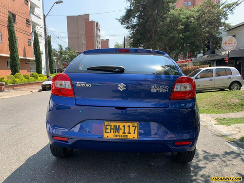 suzuki baleno esteem at fe