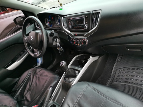 suzuki  baleno manual