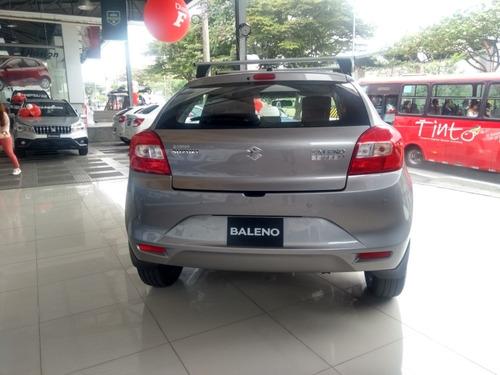 suzuki baleno new 1.4 mecanico