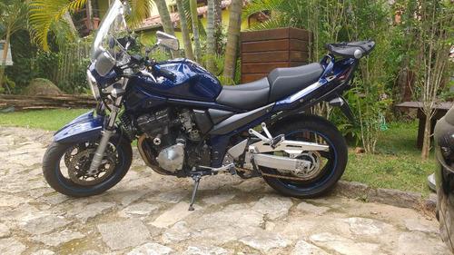 suzuki bandit 1200 baixa km moto garaje