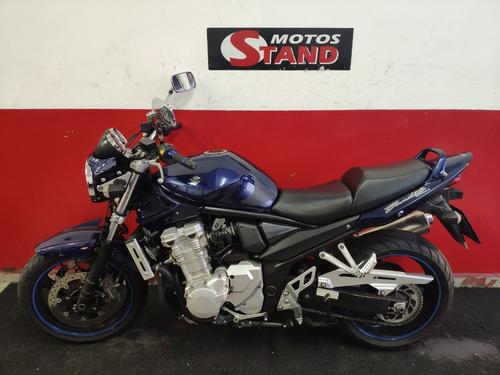 suzuki bandit 1250 n 1250n 2011 azul