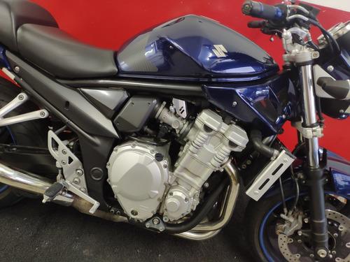 suzuki bandit 1250n 1250 n 2011 azul