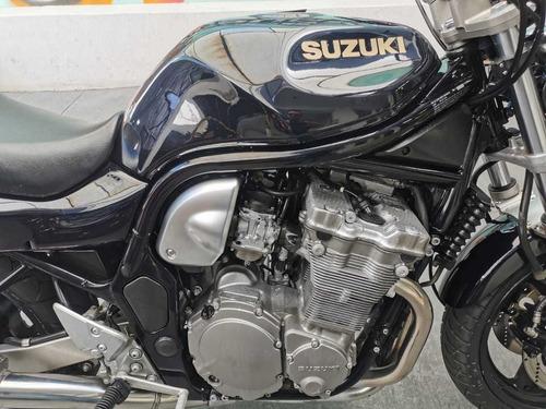 suzuki bandit 600 1997 titulo limpio checala!!!