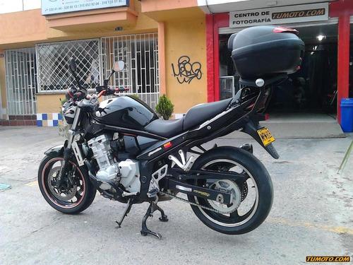 suzuki bandit 650 501 cc o más