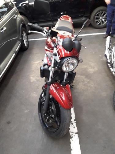 suzuki bandit 650 abs usada 2010  unica  en motos m r