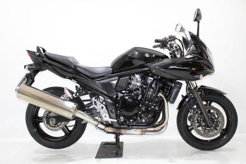 suzuki bandit 650 s 2011 preta