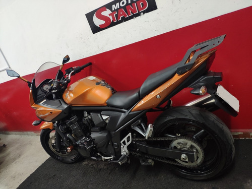suzuki bandit 650 s 650s 2016 laranja
