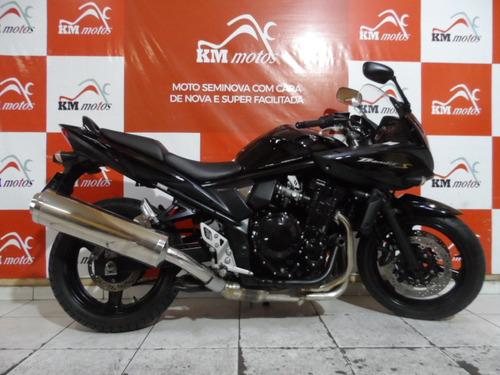 suzuki bandit 650 s preta 2011