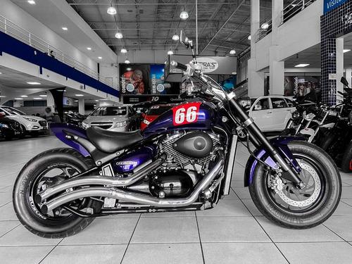 suzuki bolevard m800 ano 2008 linda moto aceito troca