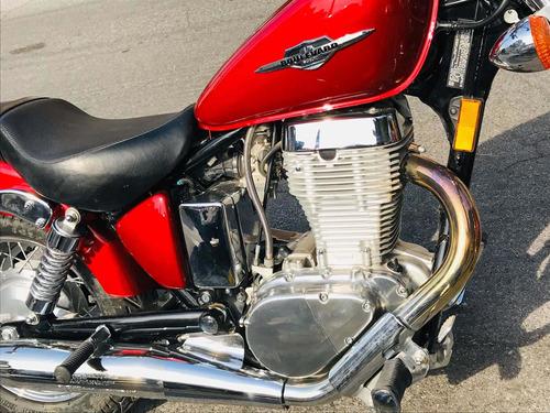 suzuki boulevard c40 650cc 2014  4mil millas nueva¡¡¡