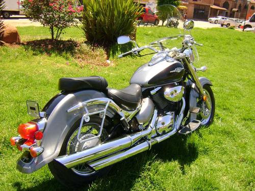 suzuki boulevard c50 mod 2005 800cc. motos arandas