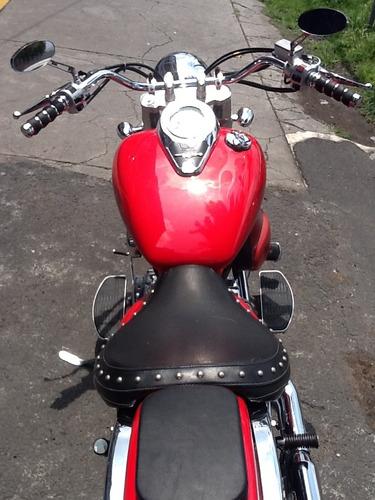suzuki boulevard c50 t, 800cc. mod. 2005.