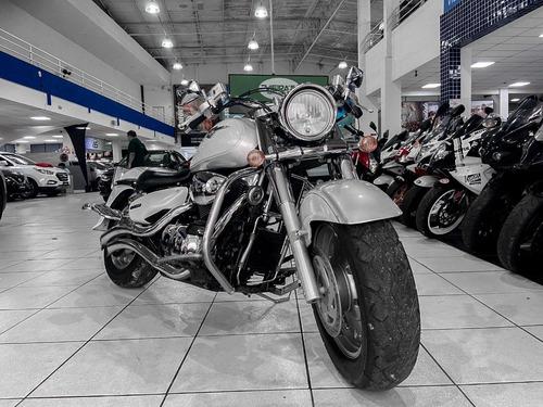 suzuki boulevard m1500 ano 2009 linda moto aceito troca