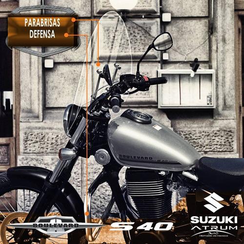 suzuki boulevard s40 2019 equipada