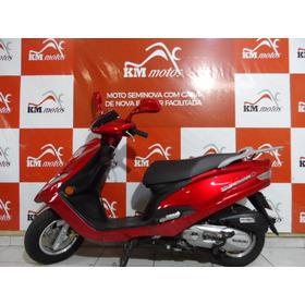 Suzuki Burgman 125 I  2013 Vermelha