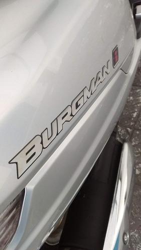 suzuki burgman 125 i 2013