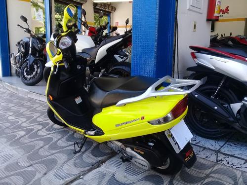 suzuki burgman 125 i 2015 moto slink
