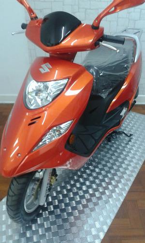 suzuki burgman 125 scooter