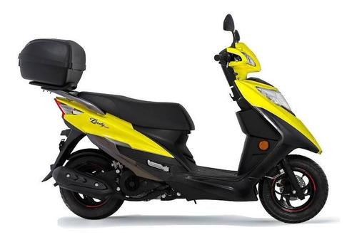suzuki burgman 125c - lindy 125c 0km 2020/2021 c/freios cbs