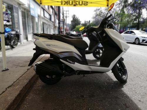 suzuki burgman 125cc nueva 2020