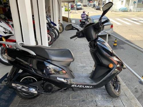 suzuki burgman 125i 2012 linda moto!