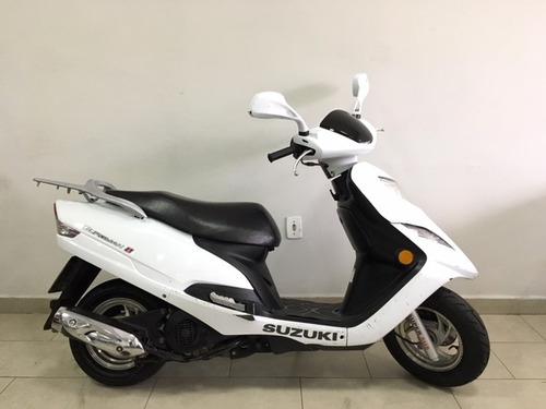 suzuki burgman 125i 2013 em ótimo estado por $5.490,00 !!!