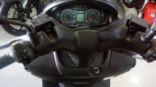 suzuki burgman 200 0km motolandia!!  tel 47927673