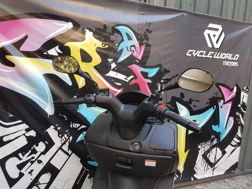 suzuki burgman 200 maxi scooter 0km 2018 efvo billete 6/6