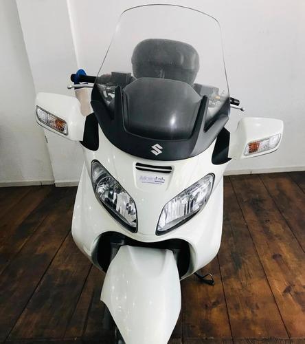 suzuki burgman 650 2011 branco