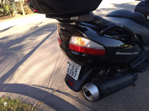 suzuki burgman 650  2012
