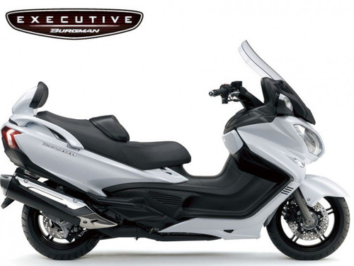 suzuki burgman 650 executive 2018/2019 branca