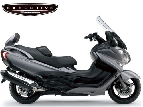suzuki burgman 650 executive 2018/2019 cinza - 0km