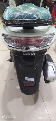 suzuki burman 125 año 2020