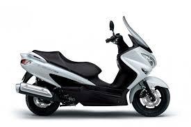 suzuki burman 200 scooter