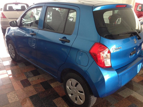 suzuki celerio ga 0km! 100% financiado!!
