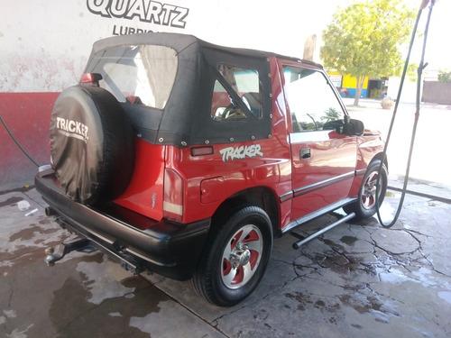 suzuki convertible tracker