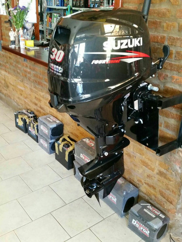 suzuki df 30 hp 4t arranque electrico y power trim
