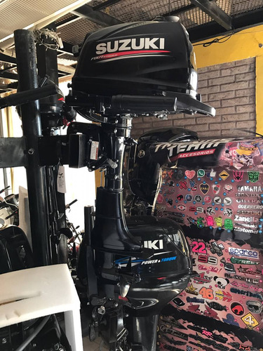 suzuki df 6 hp 4t nuevo modelo 2017