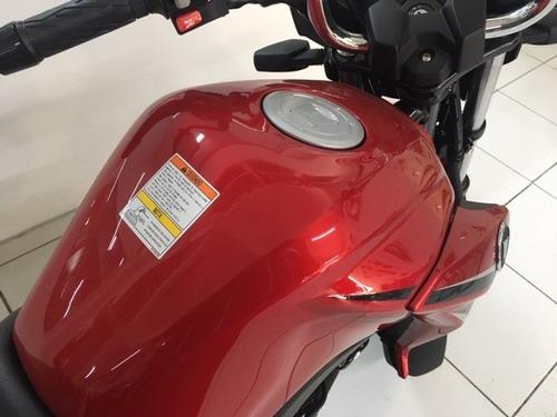 suzuki dk 150 mod 2020 cbs capacete brinde