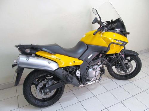 suzuki dl 650 2010 amarela