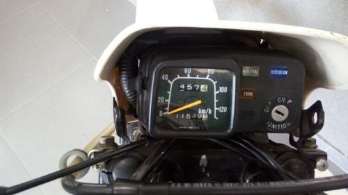 suzuki dr 125 1993 delisio motos