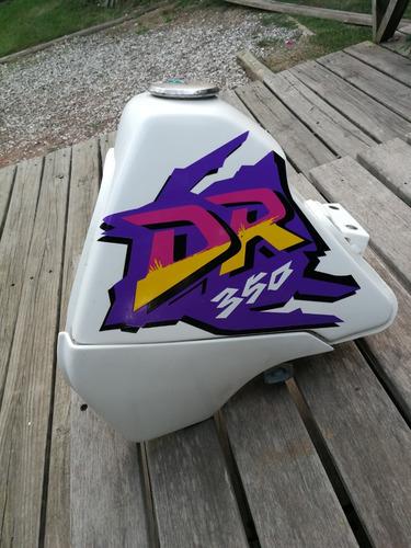 suzuki dr 350 se 1999 original / inmaculada