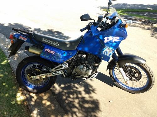 suzuki dr 650 rs big trail rs