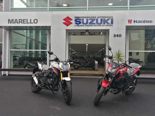 suzuki dr160 sfi cbs modelo 20/21 - 0km (w)