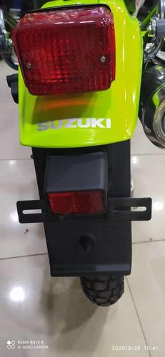 suzuki dr650 año 2020
