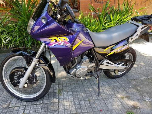 suzuki dr650 rse 1997 roxa  dr 650 rse