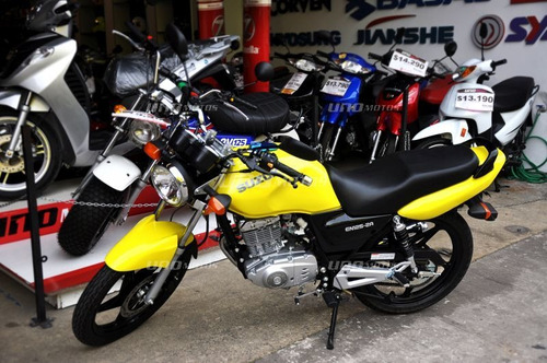 suzuki en 125 2a 0km oferta marzo naked ideal delivery
