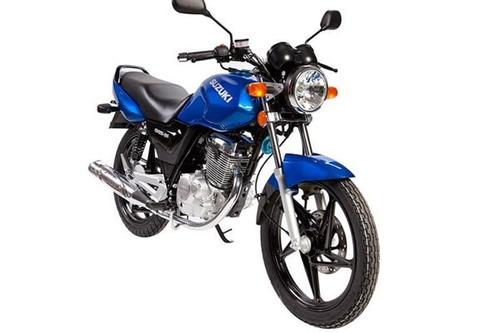 suzuki en 125 2a 18 cuotas de $7924!!! oeste motos